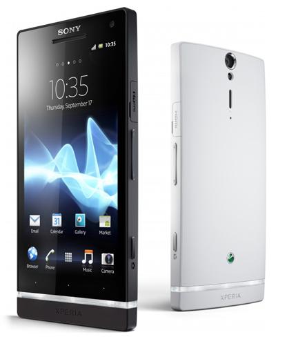 Sony Xperia S: especificaciones, análisis y precios en España