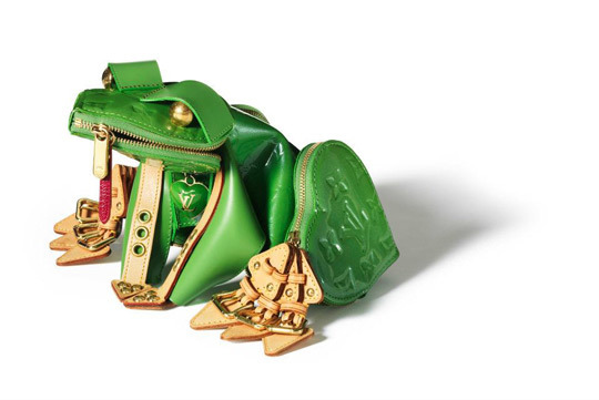 'Maroquinaris Zoolofgicae', el mundo animal de la mano de Louis Vuitton y Billie Achilleos