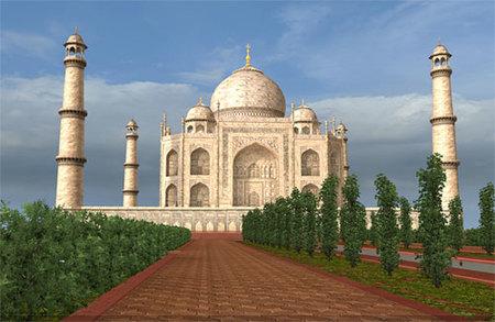 Los lugares más bellos del mundo en 3D