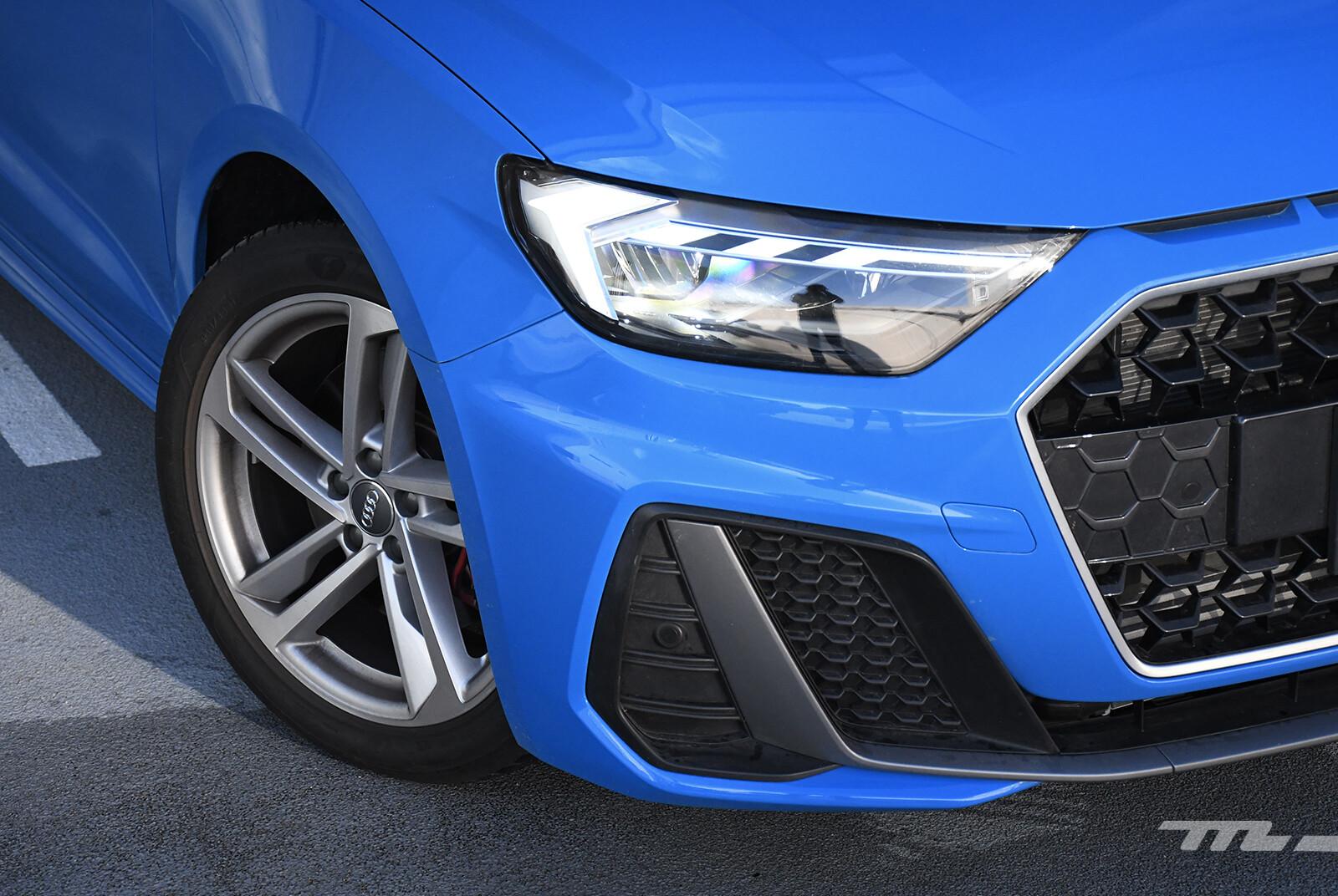 Foto de Audi A1 S-Line (prueba) (11/30)