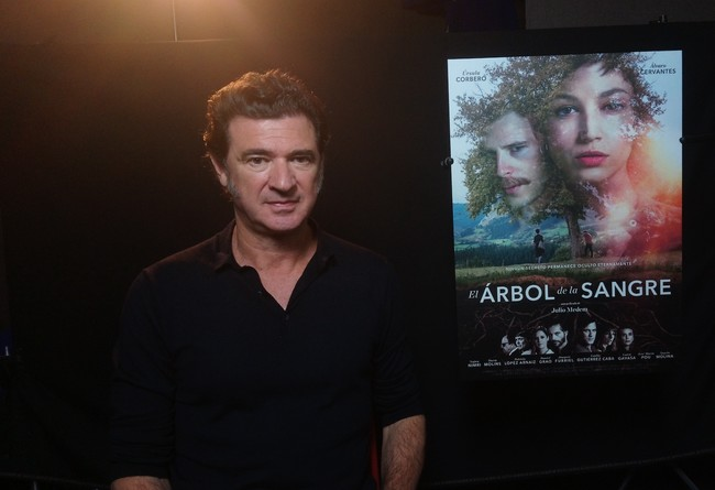 """""""Dentro de 'El árbol de la sangre' hay cuatro o cinco películas distintas"""". Julio Medem"""