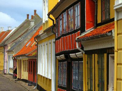 Esta diminuta (e instagrammeable) isla del Báltico se ha convertido en el destino favorito para las bodas más estilosas
