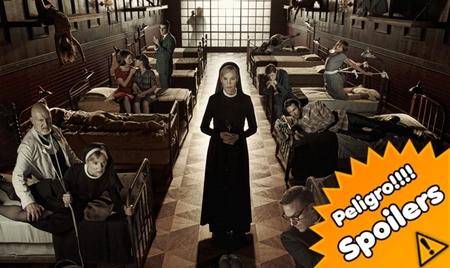 'American Horror Story: Asylum', diferente escenario, misma esencia