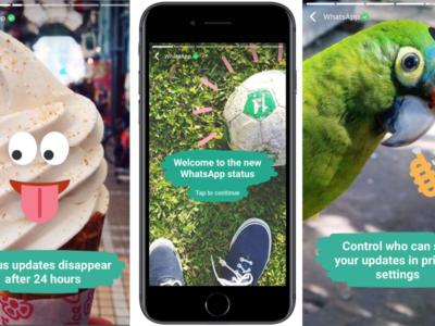Los nuevos estados de WhatsApp ya están disponibles en Colombia: esto es todo lo que tienes que saber