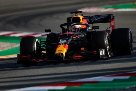Verstappen Barcelona F1 2020 2