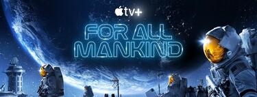 Apple ha lanzado el primer podcast basado en una serie de Apple TV+: For All Mankind