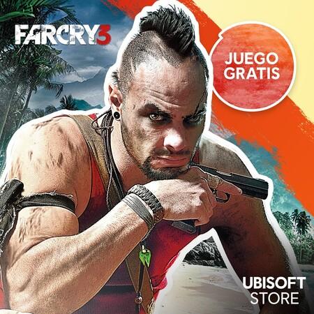 Far Cry 3 gratis en Ubisoft Store para PC