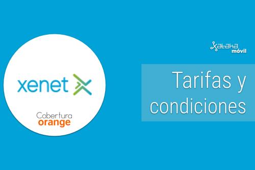 Tarifas móviles de Xenet en contrato: todas las ofertas