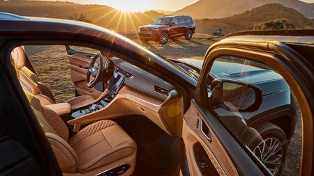Nuevo Jeep Grand Cherokee 2021