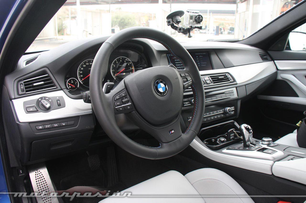 Foto de BMW M5 (Prueba) (37/136)