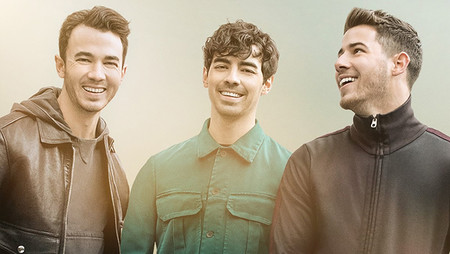 Chasing Happiness Documental Jonas Brothers Amazon Prime Video