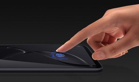 Sensor Huella Xiaomi
