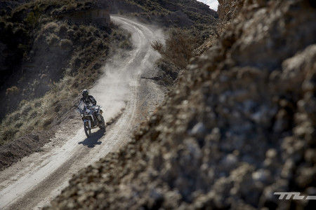 Honda podría estar gestando una Africa Twin intermedia para contraatacar a las Yamaha Ténéré 700 y KTM 790 Adventure