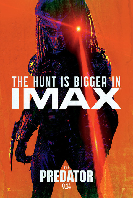 The Predator IMAX