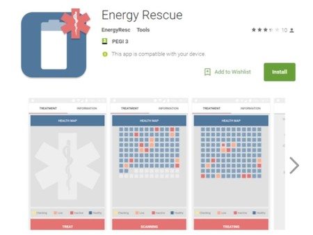 Energy Rescue Charger ransomware