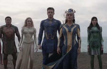 Trailer de 'Eternals': Marvel recupera el tono épico de sus éxitos y nos puede traer a un villano mítico de la casa