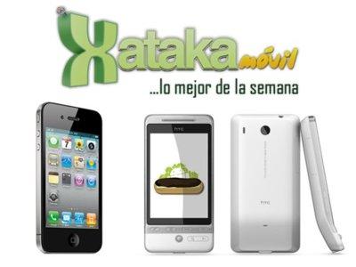 iPhone 4, Android 2.1 para Hero y una semana movida para Movistar, lo mejor de la semana