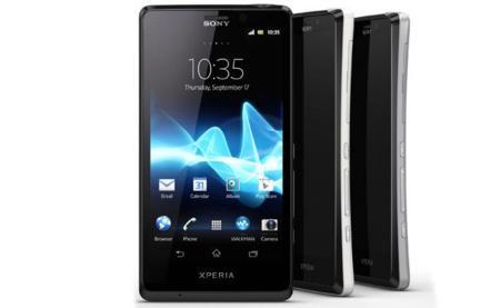 Sony dice que tendrá un competidor para el iPhone 5 y el Galaxy S III, ¿y el Xperia T?
