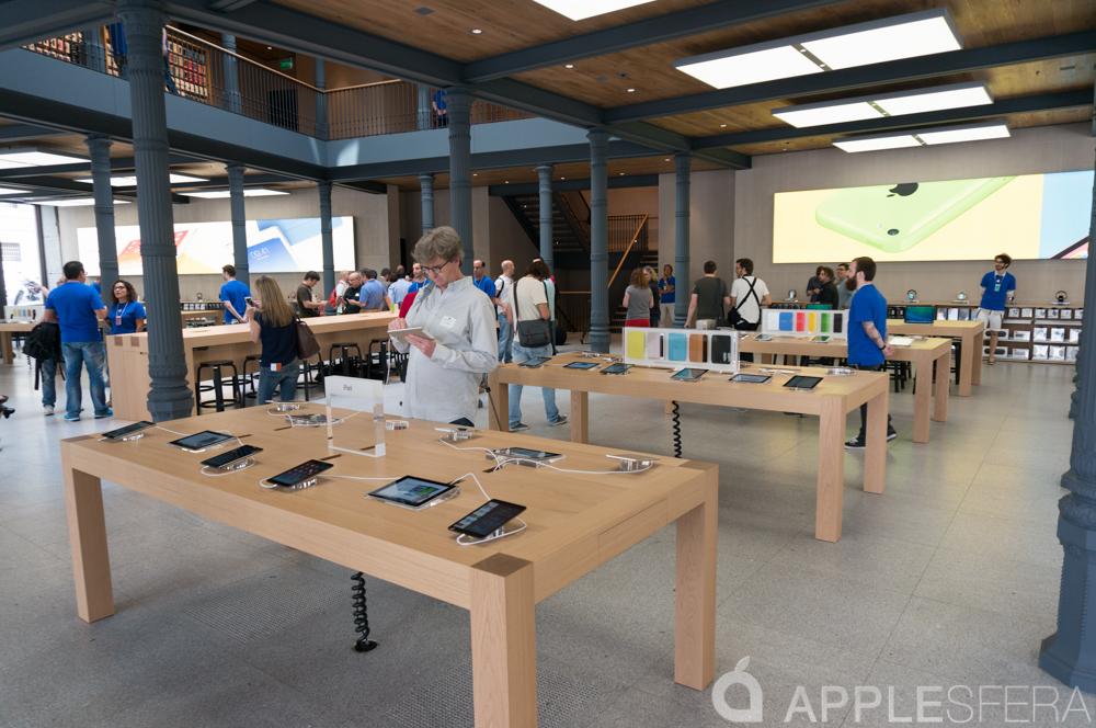 Foto de Apple Store, Puerta del Sol (40/92)