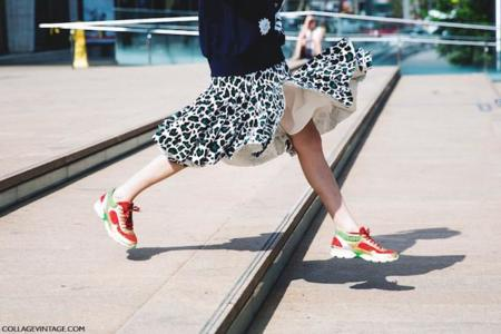 Chanel y sus sneakers, ¿hater o lover?