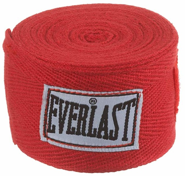 Vendas flexibles de boxeo Everlast