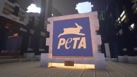 PETA ahora presente en Minecraft mediante sucursal