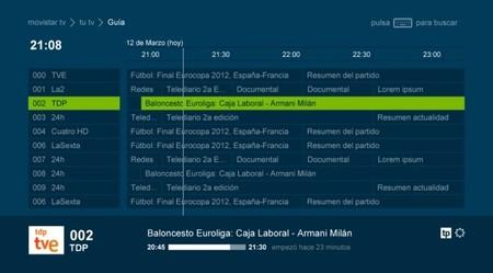 Comparativa de la oferta televisión de pago en España