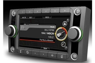 Bose Media System, equipo de audio para el coche de lujo