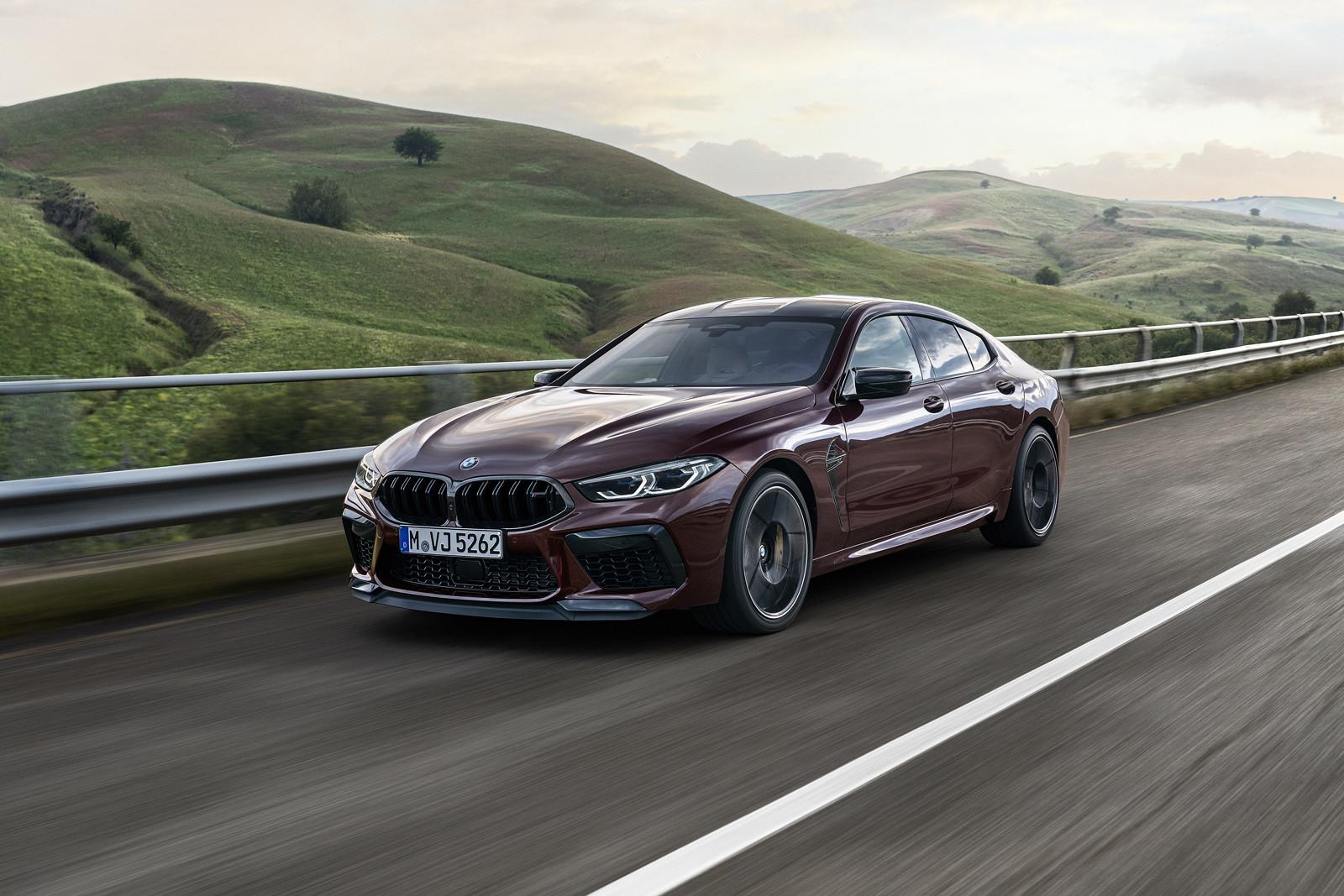 Foto de BMW M8 Gran Coupé 2020 (21/89)