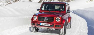 El Mercedes-Benz Clase G más accesible sigue siendo un as fuera del asfalto