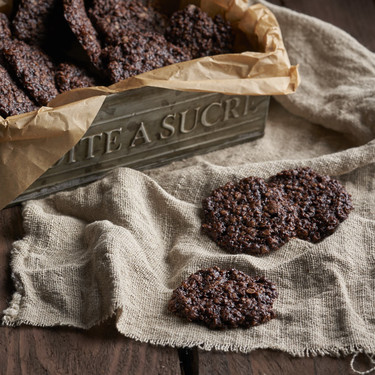 Galletas de Nutella al microondas: receta para pecar en tres minutos