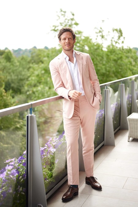 James Norton 2 Stars In Wimbledon Style Trendencias Hombre