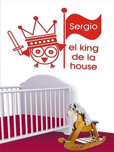 Dekotipo: divertidos vinilos para la habitación infantil