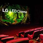 LG también apuesta por las enormes pantallas de cine basadas en LED. ¿Cuándo llegará esta tecnología a nuestras casas?