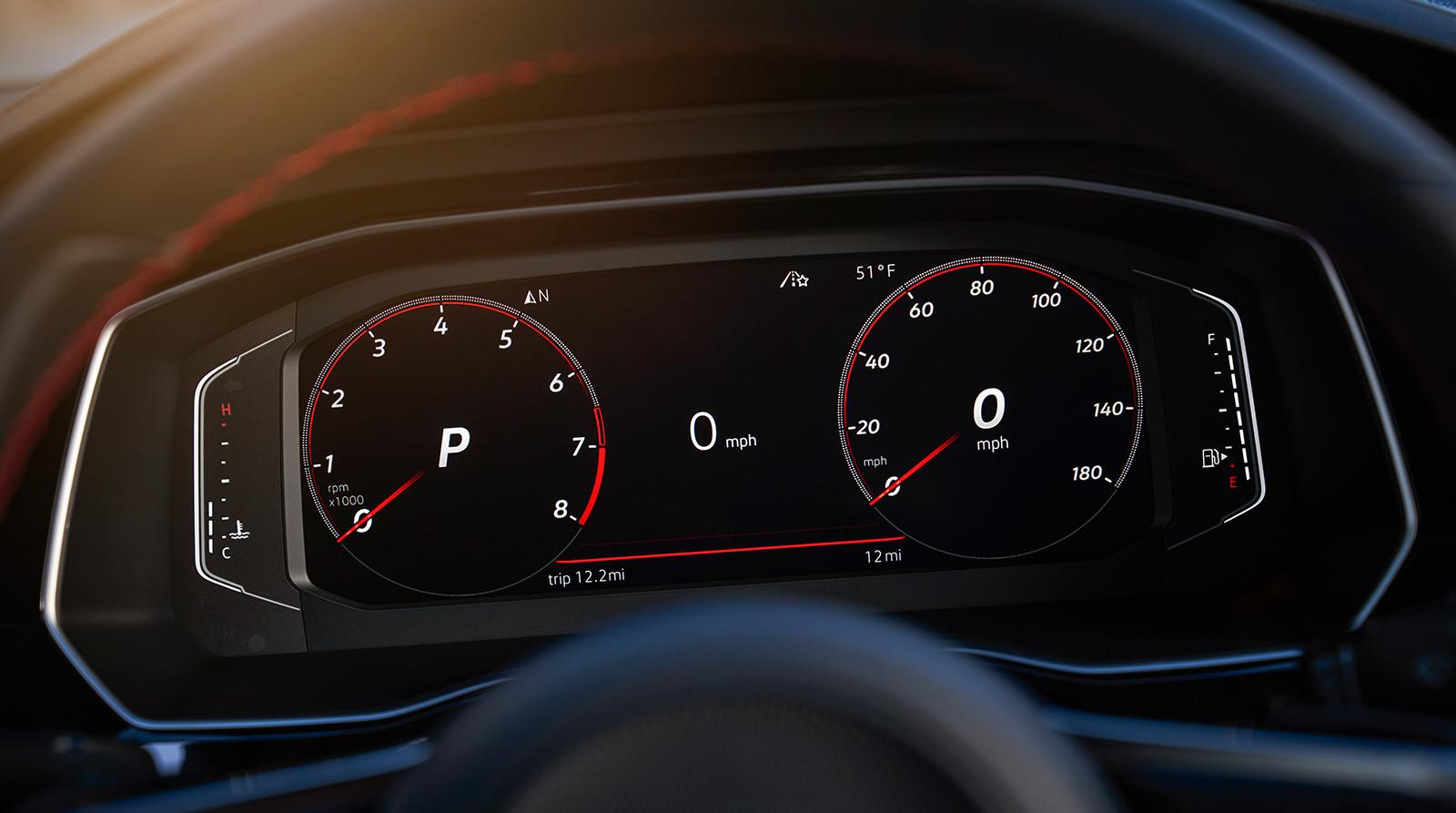 Foto de Volkswagen Jetta GLI 2019 (16/27)