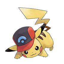 Pikachu Sinnoh