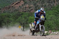 Dakar 2014: San Miguel de Tucumán - Salta, etapa 6
