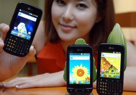 LG Optimus Pro y Optimus Net contarán con soporte NFC según mercados