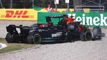Verstappen Hamilton Italia F1 2021 3