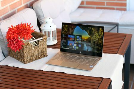 HP Envy 13, análisis: potencia deslumbrante para un portátil puro
