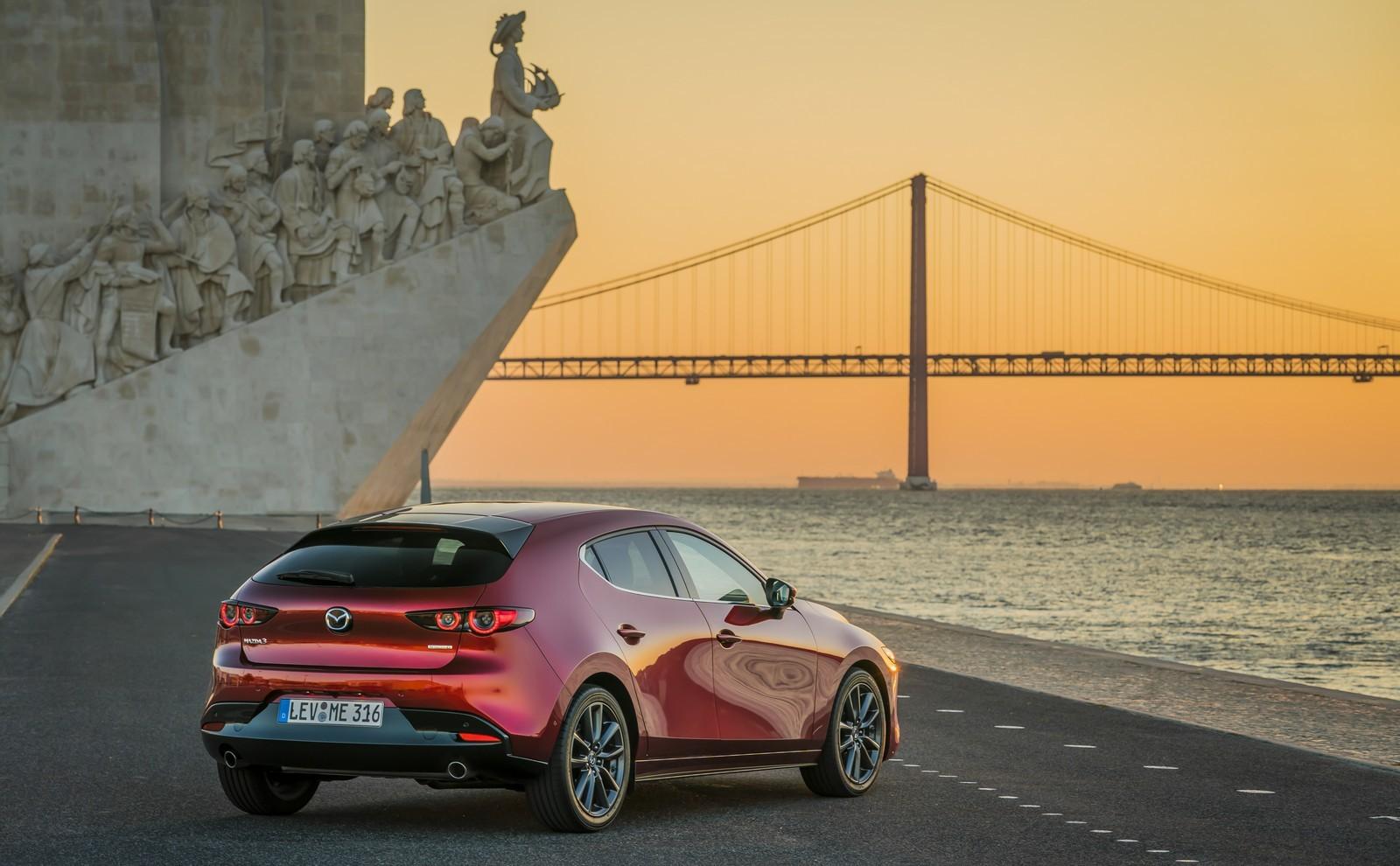 Foto de Mazda3 2019 (113/128)