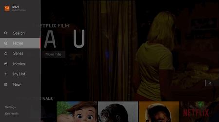 Más novedades llegarán a Netflix: nueva app para TVs con interfaz más intuitiva y sencilla