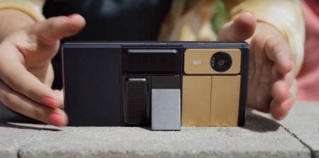 Los teléfonos modulares de Google llegarán en septiembre a los desarrolladores