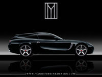 Vandenbrink Design se inventa el Ferrari 612 Shooting Break