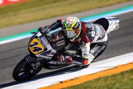 Tony Arbolino Gp Holanda Moto3 2018