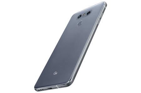 LG G6 botones virtuales y botones físicos