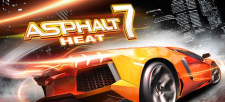 Asphalt 7 Heat, llega a Windows Phone 8