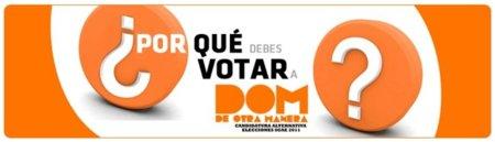 La candidatura alternativa a Teddy Bautista (y Víctor Manuel) denuncia fraude electoral