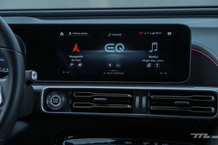 Mercedes Benz Eqc 2021 Prueba De Manejo Opiniones Precio 72