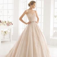 Vestido Novia Rose